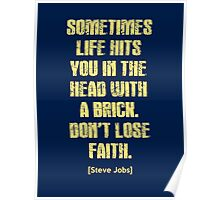 Don't Lose Faith Poster