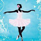 Ballerina  by torishaa