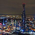 Eurika South Bank Melbourne by Mark B Williams