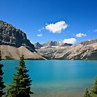 Bow Lake by Elizabeth Faulkner LRPS