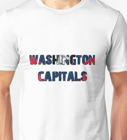 Washington Capitals Unisex T-Shirt