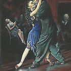 The Tango by maria paterson