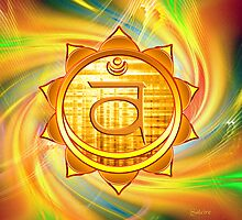 Sacral Chakra by saleire