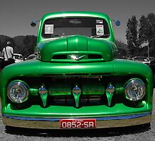 Big, Green And Mean! by MissyD