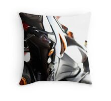 Let there be noise! Throw Pillow