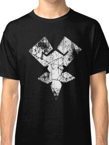 Kingdom Hearts Keyblade Master grunge Classic T-Shirt