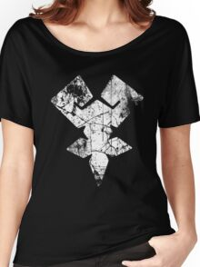 Kingdom Hearts Keyblade Master grunge Women's Relaxed Fit T-Shirt