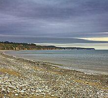 Storm Over North Bay Bridlington by spemj