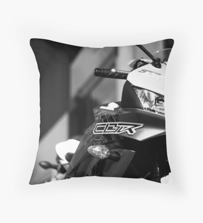 CBR Throw Pillow