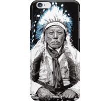 Native American Chief 3 iPhone Case/Skin