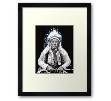 Native American Chief 3 Framed Print