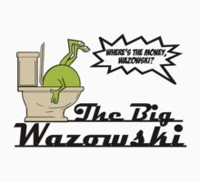 The Big Wazowski by Baardei