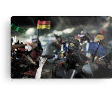 Kingdom of War - rejected frame Metal Print