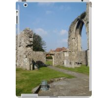 St Thomas Church Yard 5.0 - Winchelsea iPad Case/Skin