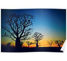 Sunset Sky Poster