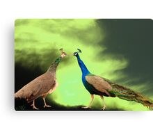 Heavenly Creatures Canvas Print