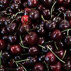 Deliscious Cherries by TeAnne