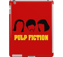 MOVIES - Pulp Fiction Characters iPad Case/Skin