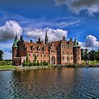 Egeskov Castle by Robin Petersen