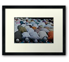 Religious Faith-7/2011 Framed Print