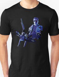 Terminator 2 Pixelated  T-Shirt