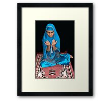 Religious Faith-8/2011 Framed Print
