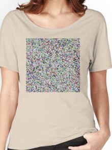The Duck Flew The Polka Women's Relaxed Fit T-Shirt