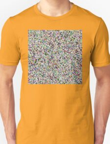 The Duck Flew The Polka Unisex T-Shirt
