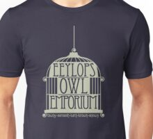 Eelops Owl Emporium Unisex T-Shirt