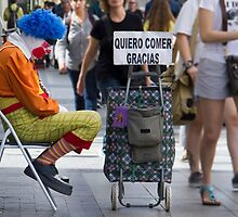 clown by Canonica