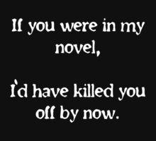 Killer Novelist by sharontherose