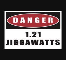 WARNING: 1.21 Jiggawatts! One Piece - Long Sleeve