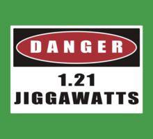 WARNING: 1.21 Jiggawatts! Kids Tee