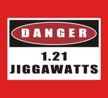 WARNING: 1.21 Jiggawatts! Baby Tee