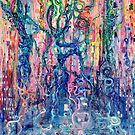Dreams of Awakened Souls (View large) by Regina Valluzzi