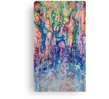 Dreams of Awakened Souls (View large) Canvas Print