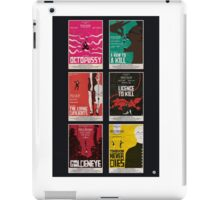 Bond #3 iPad Case/Skin