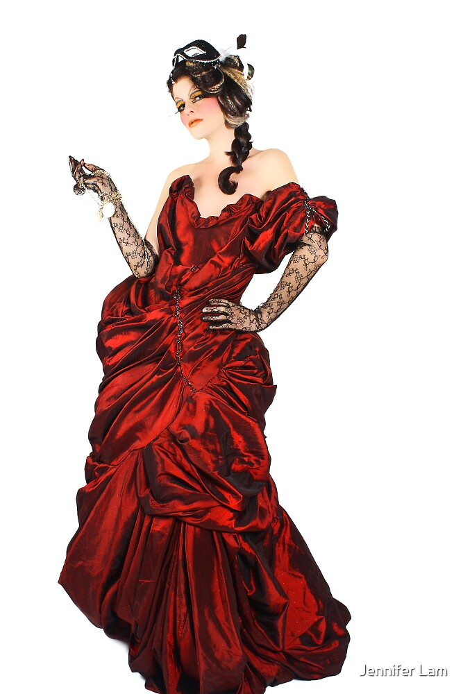 Victorian Era 2 by Jennifer Lam