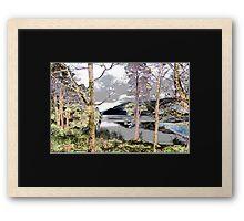 Loch Eck Dreaming Framed Print