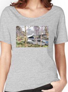 Loch Eck Dreaming Women's Relaxed Fit T-Shirt