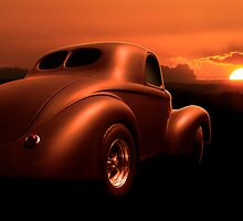 Basic Bob's Deuce Coupe by flyrod