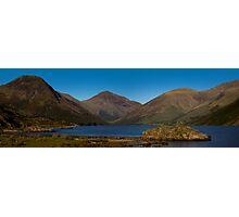 Wast Water Panoramic Photographic Print