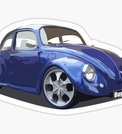 Bug Off! Sticker