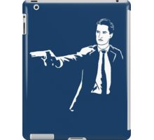 Dale Cooper Pulp Fiction iPad Case/Skin