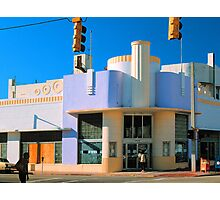 ART DECO,SOUTH BEACH,1985 Photographic Print