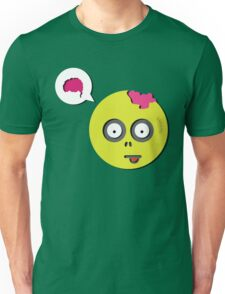 Zombie Thought Unisex T-Shirt