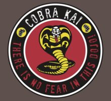 There is no fear in this dojo! T-Shirt