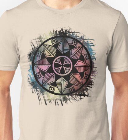 floral galaxy Unisex T-Shirt