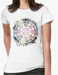 floral galaxy (white) T-Shirt