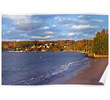Fall Colors- Door County Wisconsin Poster